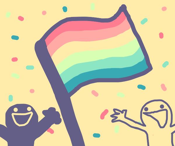 happy pride month!!