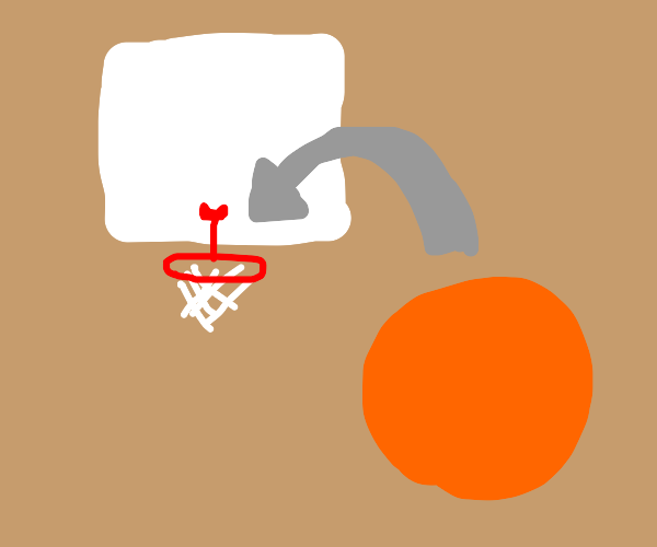 Minimalist basketball