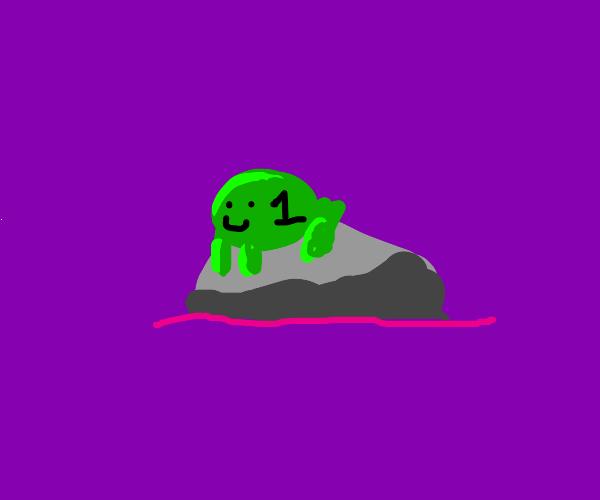 #1 frog