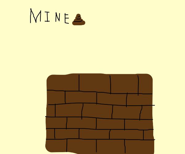 Brown Bricks in Minecrap