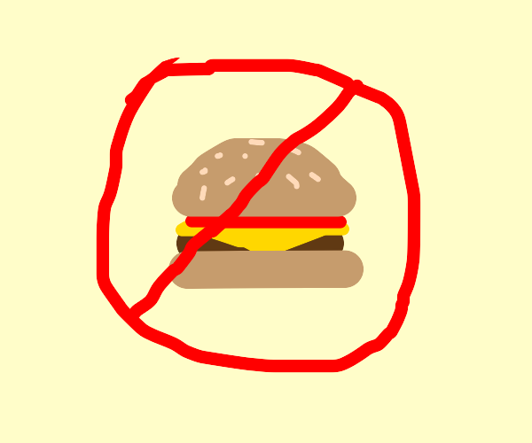 ban burgers