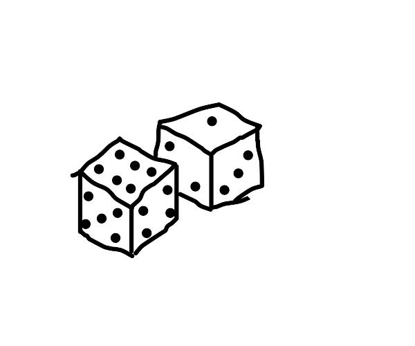 Dice blocks