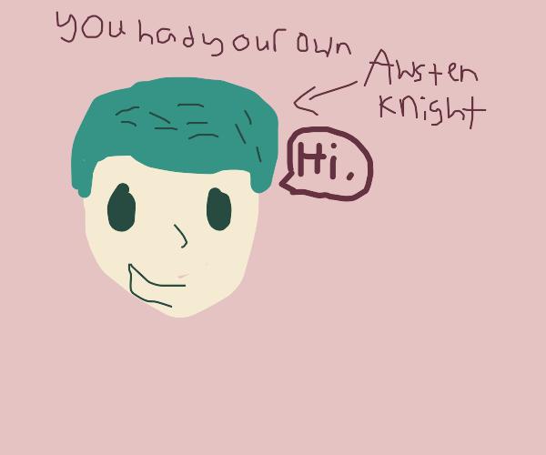Awsten Knight (Waterparks)