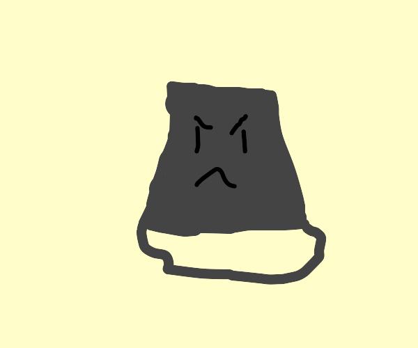 Angry Bucket