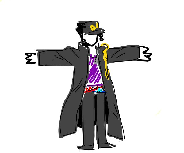 T Posing Jotaro