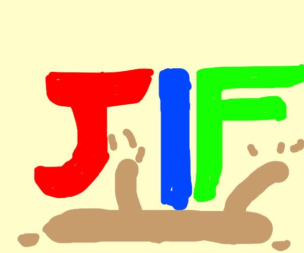 skeppy strokes a jar of jif