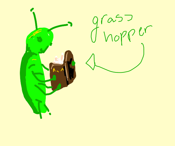 Grasshopper Researching