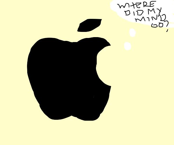 apple wonders where its sanity is