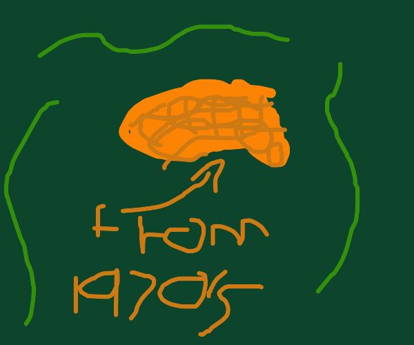 1970's Brain