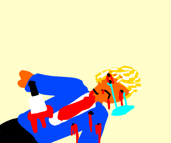 Donald Trump Dying