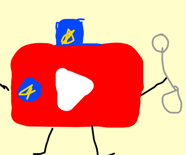 youtube is a cop