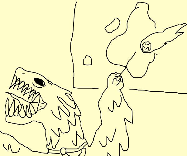 Prehistoric Weatherman