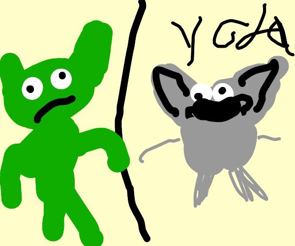 Yoda Aging