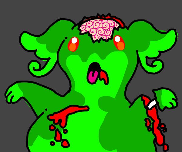 Zombie Audino