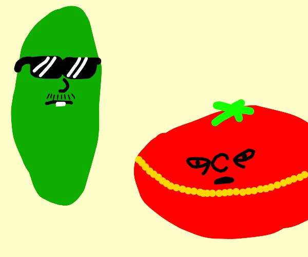 VeggieTales Mafia