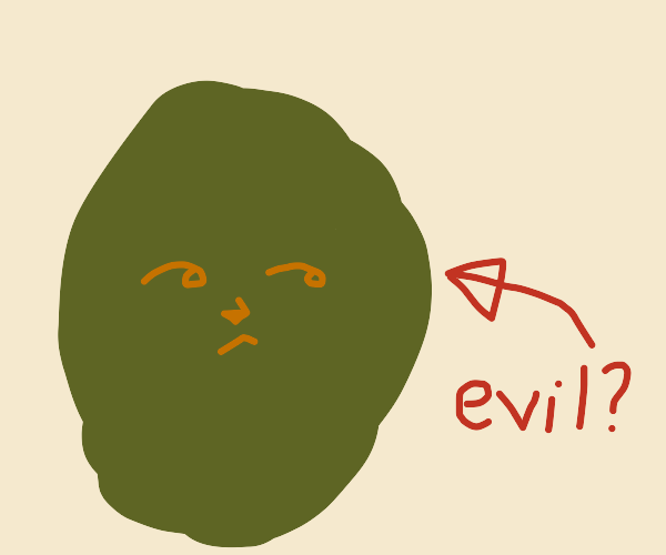 Is green evil?