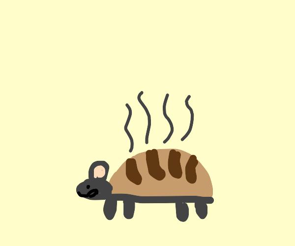 Bread armadillo