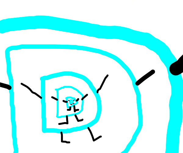 Drawing Drawception in Drawception