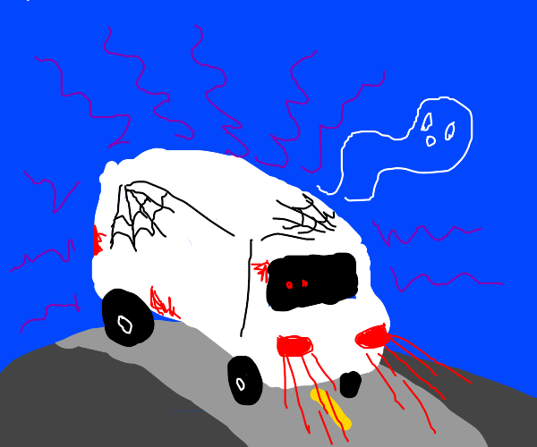 Spooky Truck