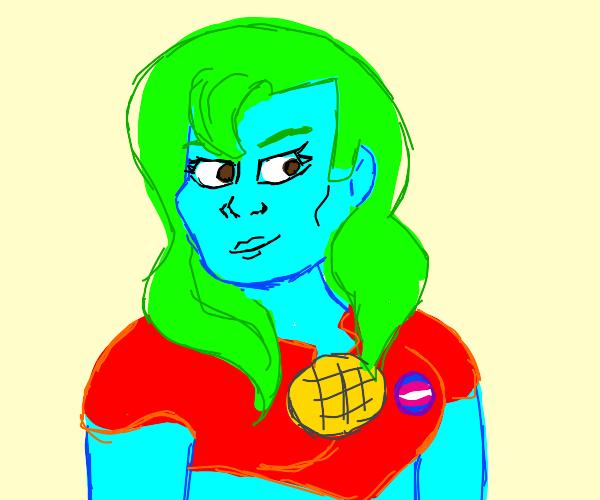 genderbent captain planet