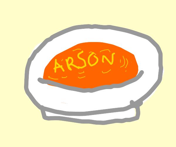 alphabet soup encourages illegal activities