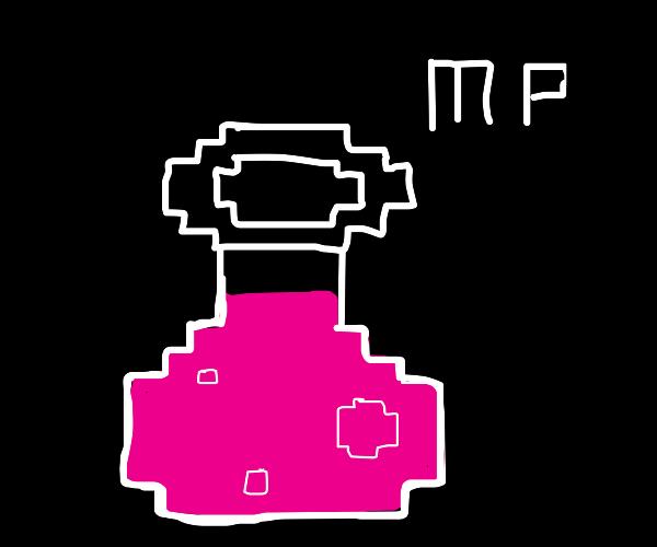 pixel art potion