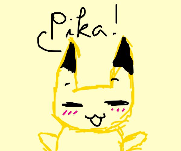 Pika!