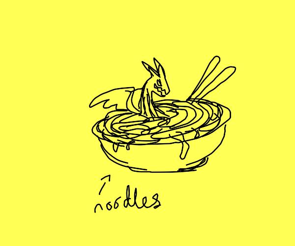 Noodle Dragon