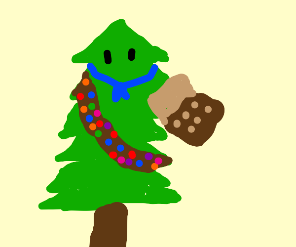 Evergreen is a Girl Scout