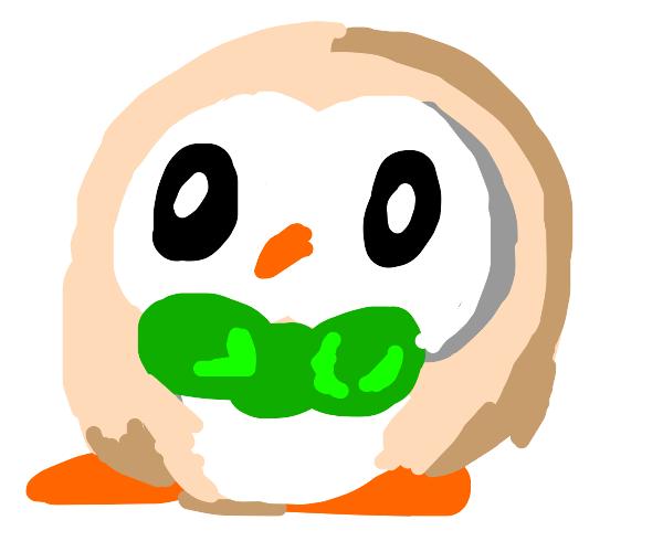 Rowlet (pokemon)