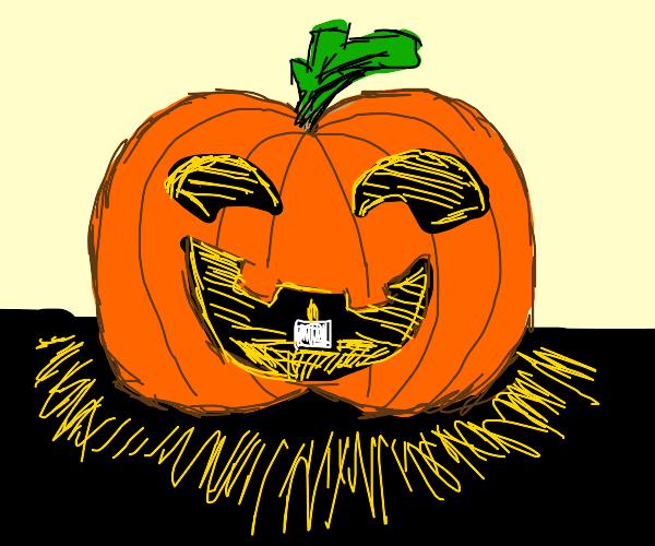 Happy Jack o' Lantern