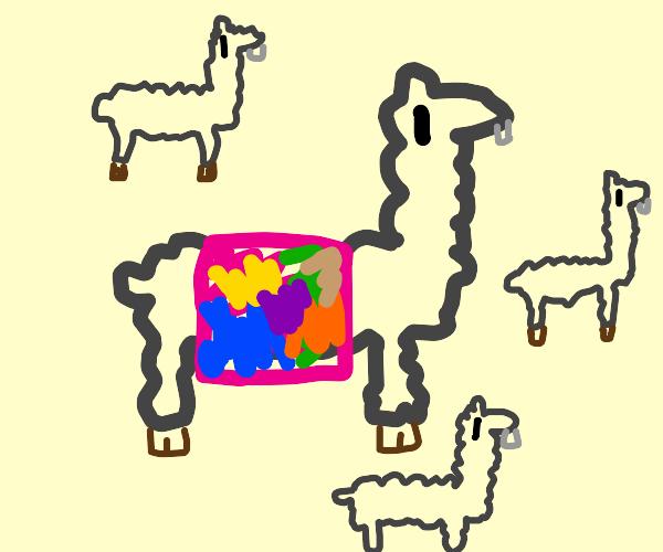 Abstract Llama