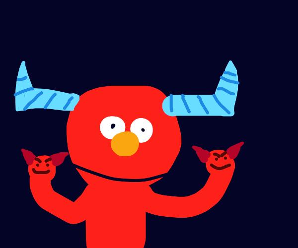 Horny Elmo