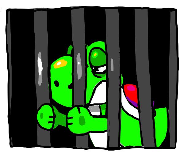 Prison Yoshi