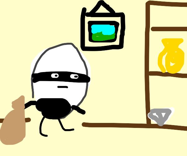 Humpty Dumpty Robber
