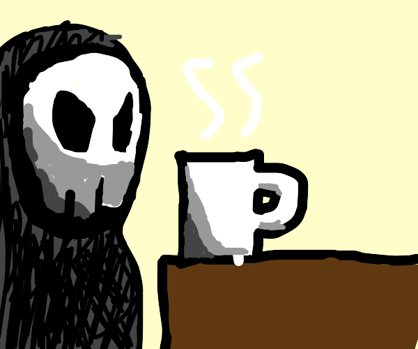 Death's Coffee Podcast