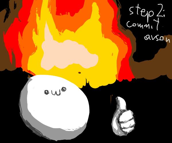 Step 1: Fart in public