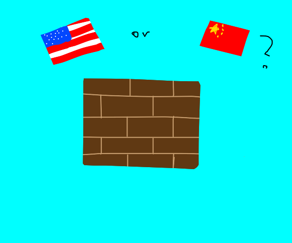 The Wall, is it Chinese or American?