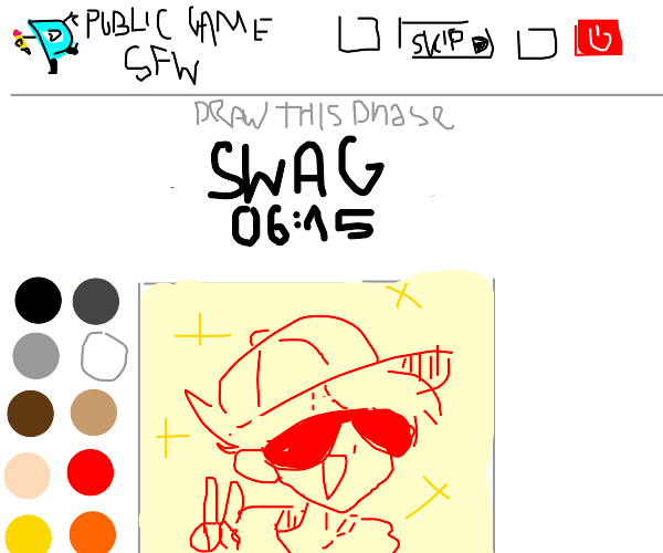 Drawception be like: