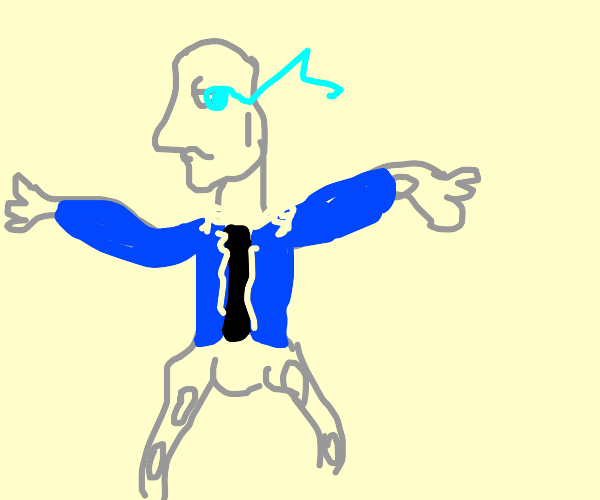 Skeleton but a Chad