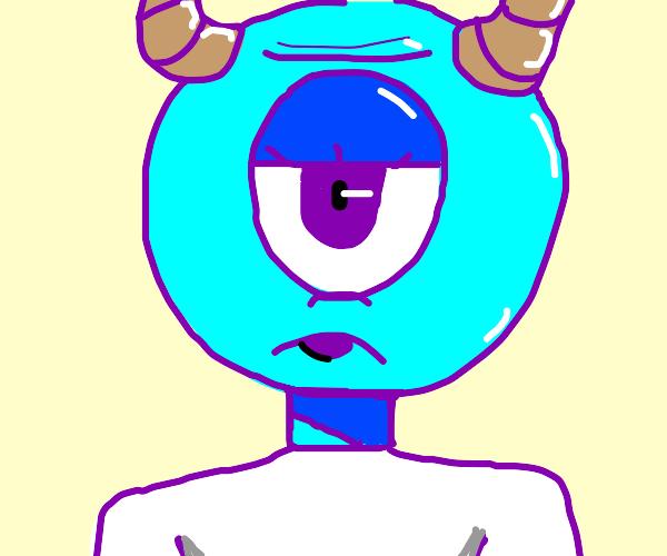 Angry Cyclops