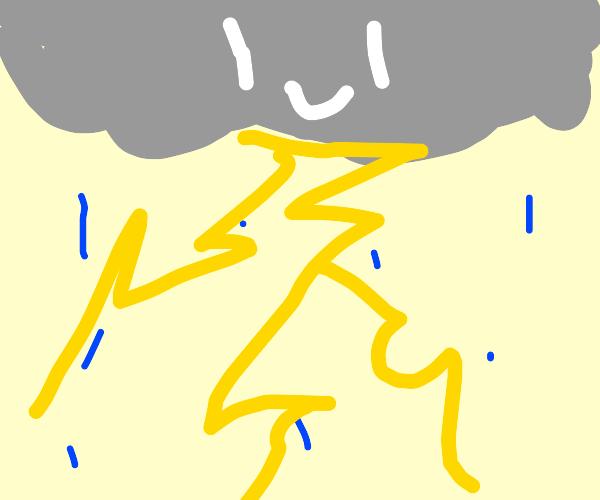 Happy thunder