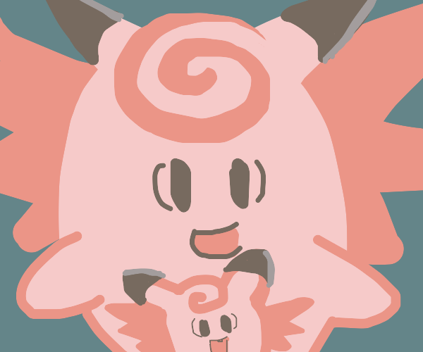 Clefairy and Clefable
