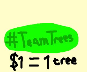 Mr Beast 20,000,000 tree challenge