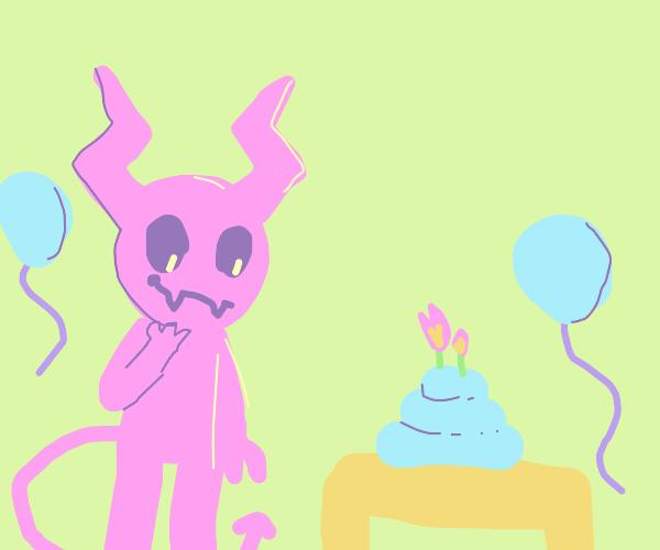 satans birthday!