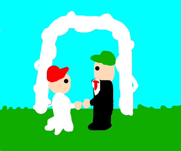 Mario's wedding