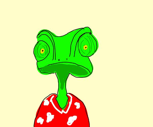Rango stares into your soul