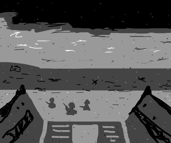 Normandy's landing