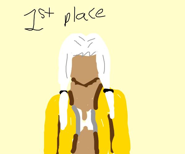 First Place Artist