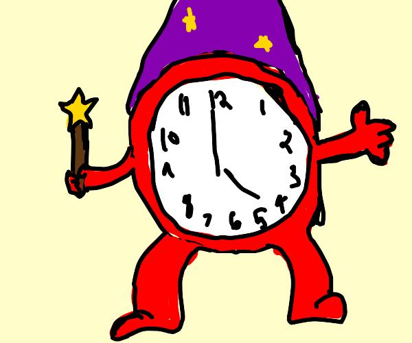 Magical Alarm Clock